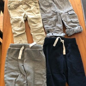 Bundle of 4 size 2T pants- various brands/styles